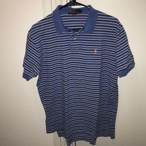 Polo Ralph Lauren Iconic Mesh Polo Shirt